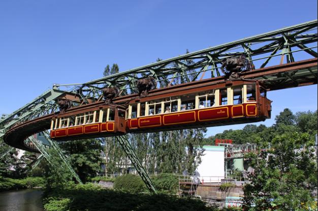 kolejka Wuppertal