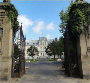 pałac w Trzebiechowie
