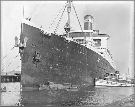Statek Leviatan