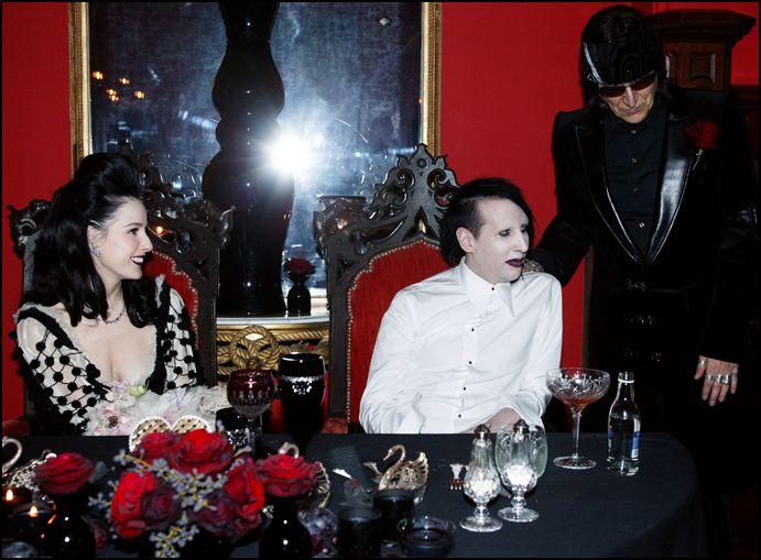 Jodorowsky marilyn manson wedding