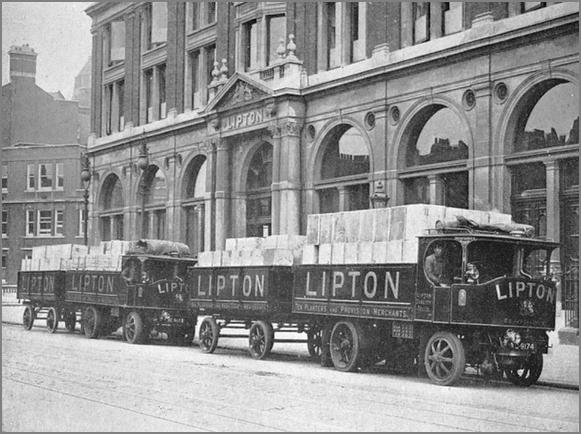 centrala Liptona