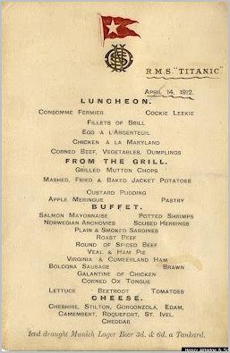 1 klassa menu