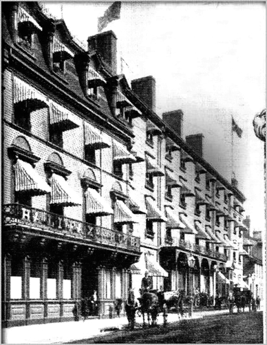 Hotel Halifax,biuro info