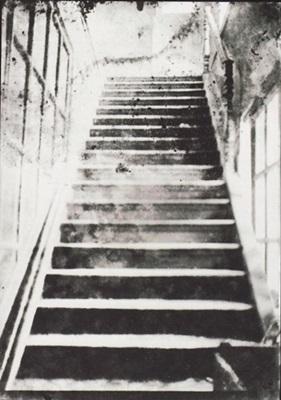 schody z dziurami