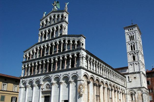 katedra w Lucce