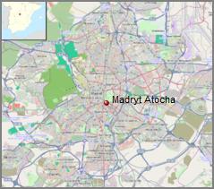 mapa atochy