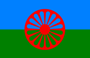 flaga romska
